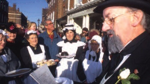 Dickensian Christmas Extravaganza in Rochester