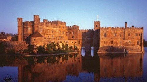 Leeds Castle at Christmas 2019