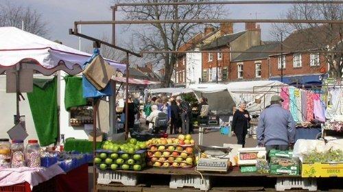 Milton Keynes Market And Shopper
