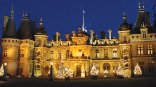 Waddesdon Manor 'Dressed for Christmas'