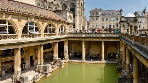 Bath - Timeless City of Gold