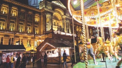 Birmingham's Frankfurt Market