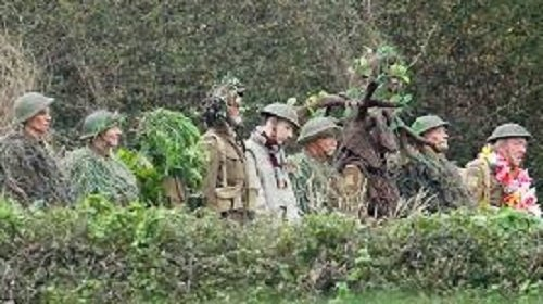 Don't Panic (Dad's Army Entertainment Break)