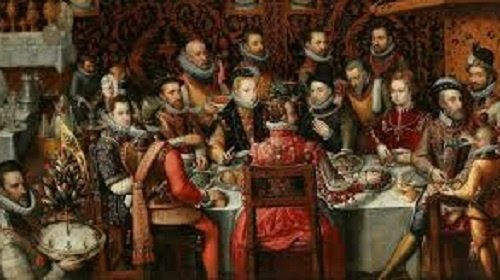 Medieval Christmas Banquet