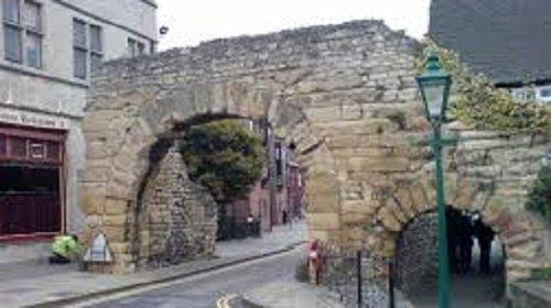 Lincoln - Roman Gateway