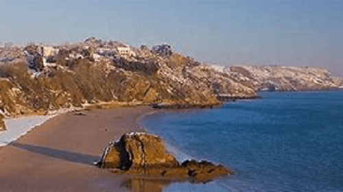 Pembrokeshire, St David's Cathedral & Gower Peninsular