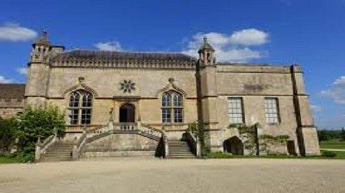 Lacock Abbey Wiltshire