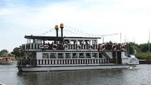 Mississippi River Boat Cruise 'Southern Comfort'